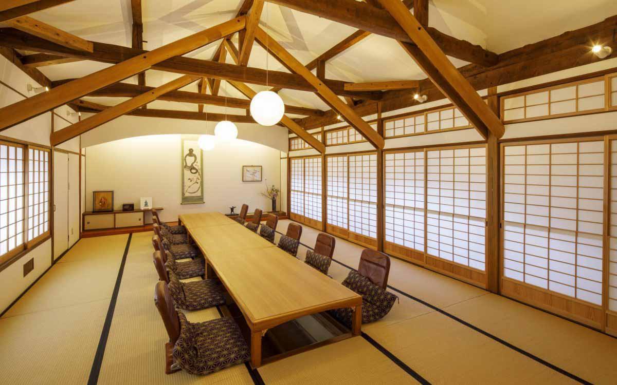 中広間の写真 24畳の和室
