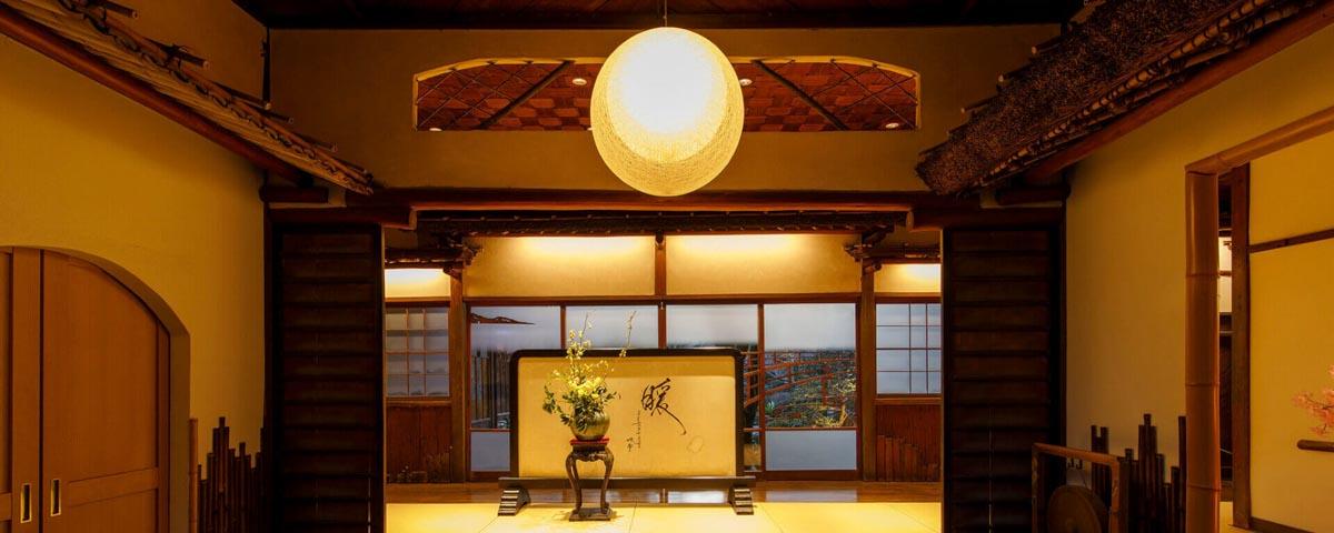 田吾作本店玄関の写真
